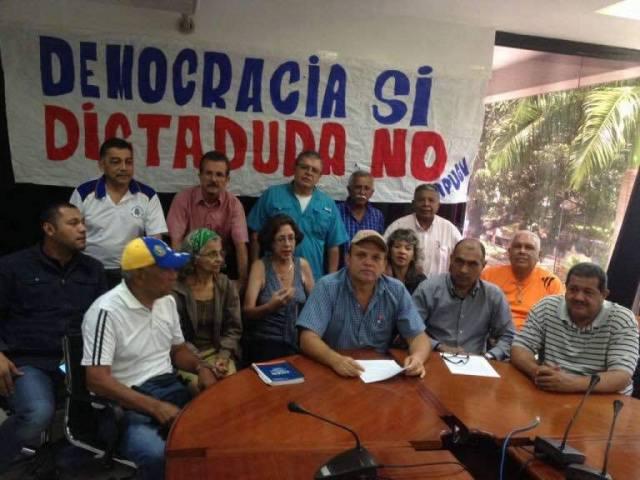 El gobierno se quita la careta del diálogo: Anulada Misión de la OIT a Caracas (Foto: Nota de prensa)