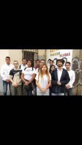 Juventudes de Voluntad Popular: Los Jóvenes seguiremos en pie de lucha hasta liberar a Venezuela