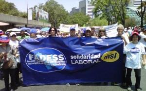 Fadess: Maduro busca silenciar la protesta de los trabajadores