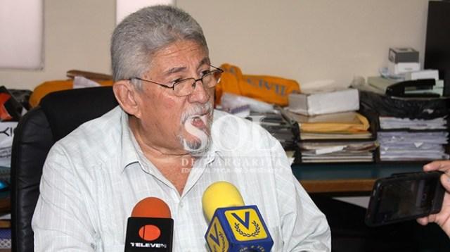 Igor Viloria, presidente de la Cámara de Turismo de Nueva Esparta, Foto cortesía El Sol de Margarita
