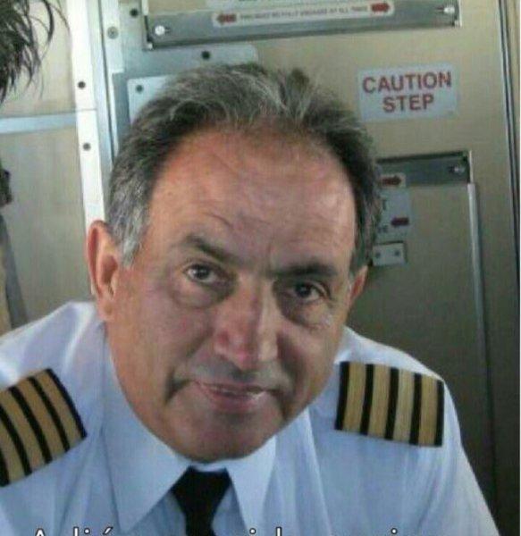 Piloto Jhonny Alejandro Velázquez (66A)