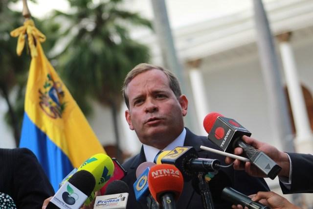Juan Pablo Guanipa // Foto Prensa