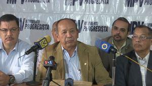 Liborio Guarulla: Si el gobierno mantiene su posición de imponer la fecha de las presidenciales, no participaremos