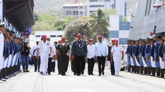 Éste sábado se realizará Ejercicio Cívico-Militar Independencia 2018 (Foto Archivo)