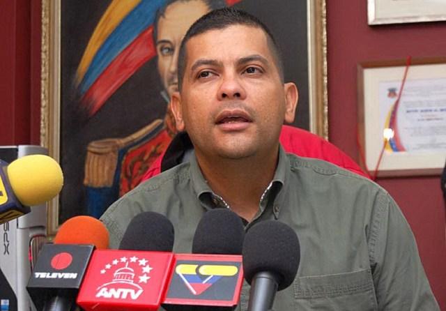 Omar Prieto Gobernador de Zulia. Cortesía Runrun.es
