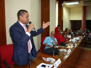 Edmundo Rada: Busquemos un candidato unitario que luche contra el hambre, la pobreza y la corrupción