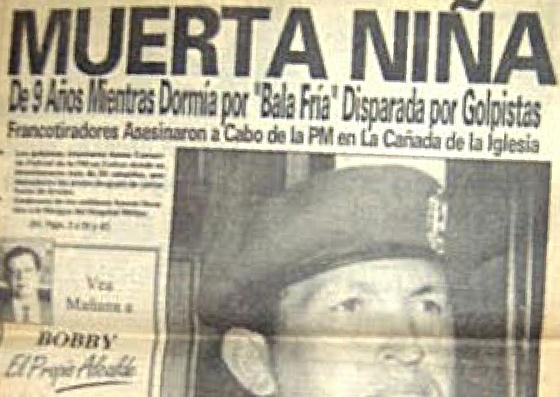 Prensa Nacional  Golpe Estado 4F