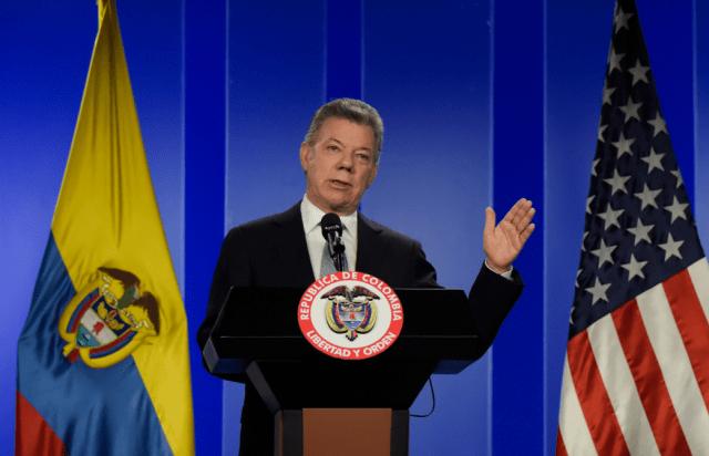 Santos AFP