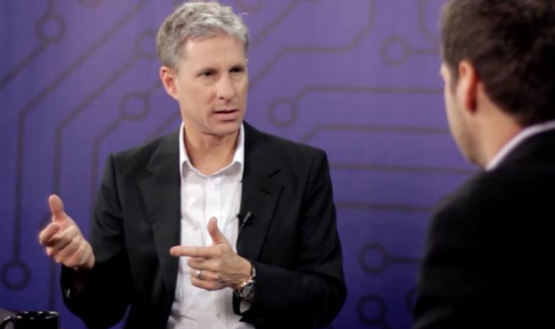 Chris Larsen, un veterano ejecutivo del mundo de la tecnología y fundador de Ripple, que encabeza la lista de los que se han enriquesido con la moneda virtual