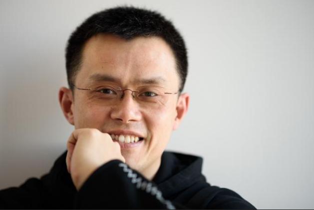 Changpeng Zhao, conocido como 'CZ', el consejero delegado de la plataforma de compra y venta de criptodivisas Binance, con una fortuna virtual comprendida entre los 1.100 y los 2.000 millones de dólares (Foto: Akio Kon / Bloomberg)