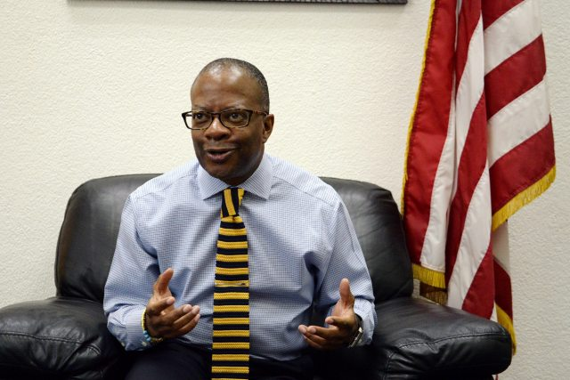 Todd Robinson, encargado de Negocios de Estados Unidos en Venezuela