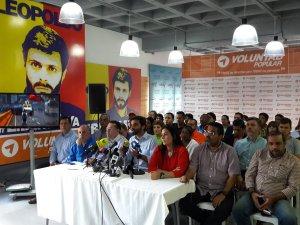 VP confirma detención de dos dirigentes tras acusación del Gobierno sobre plan para atentar contra Merentes
