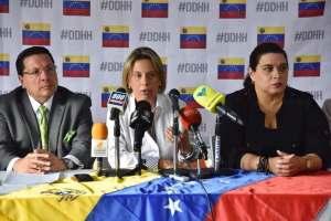 Lilia Camejo: No sabemos si las desapariciones forzadas las ejecutan cuerpos delictivos o funcionarios de seguridad del Estado
