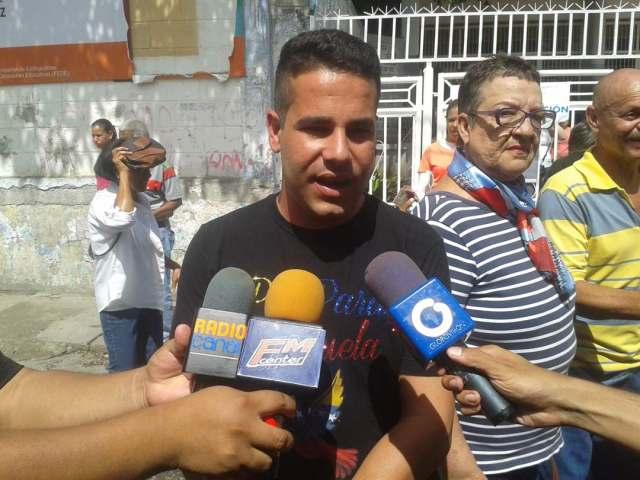 Jorman Jiji, Jorman Jiji  ex-candidato a la alcaldía del municipio Zamora, del estado Miranda y coordinador del partido Avanzada Progresista