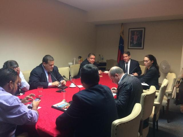 Comisión de Política Exterior