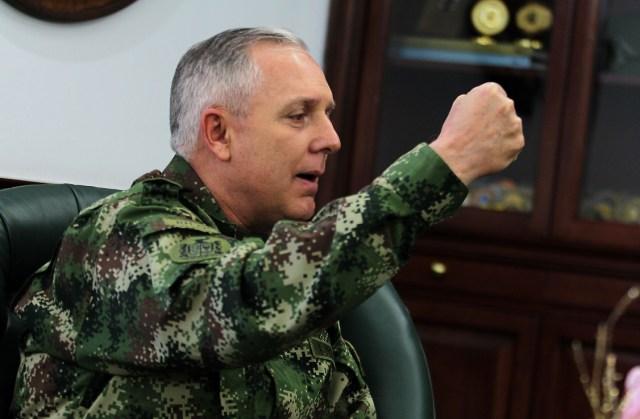 General Alberto José Mejía (Colprensa - José Herchel Ruiz)