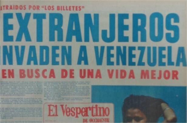 Diario El Vespertino de 1976
