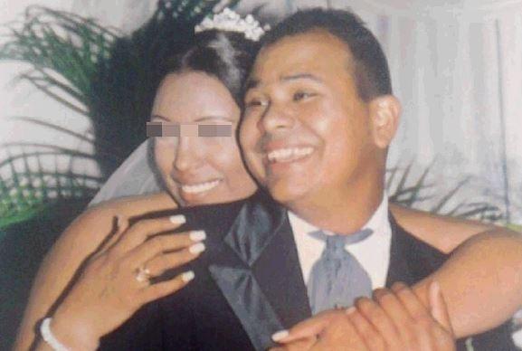 Henry Wilis Barroso Ramírez el día de su boda. Foto cortesía Panorama.com