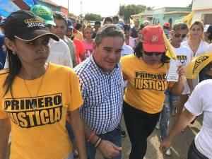 Gregorio Graterol: Fortalecimiento de un Frente Amplio es clave para definir los próximos pasos en Unidad