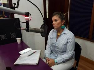 Griselda Reyes: En los partidos políticos de oposición no existe libertad de pensamiento