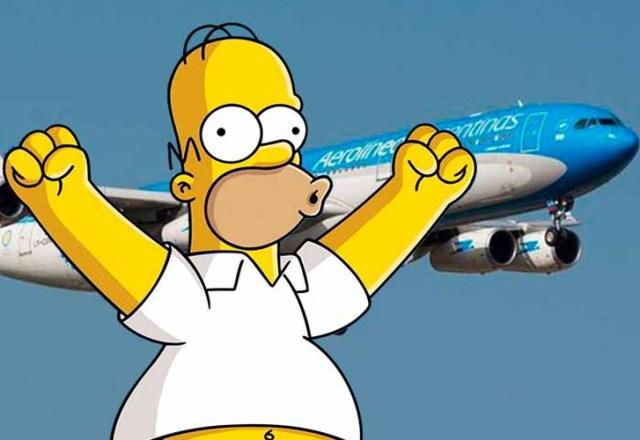 homero avion