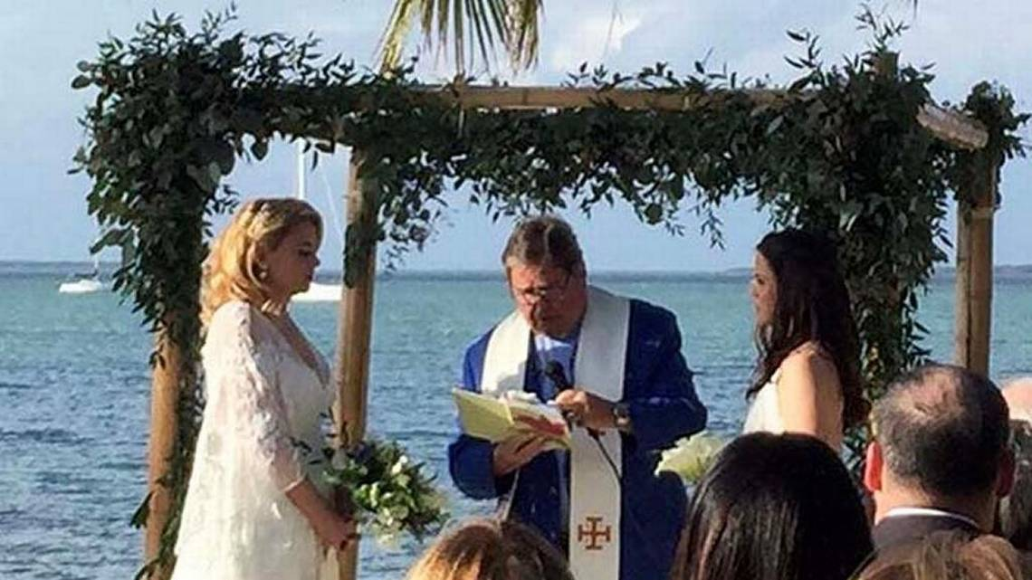 La boda de Jocelyn Morffi Billy Corben/Miami Herald