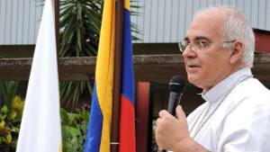 Carta de Monseñor Mario Moronta las Fanb: ¿Cómo quedaría la conciencia de ustedes si le dispararan al pueblo?