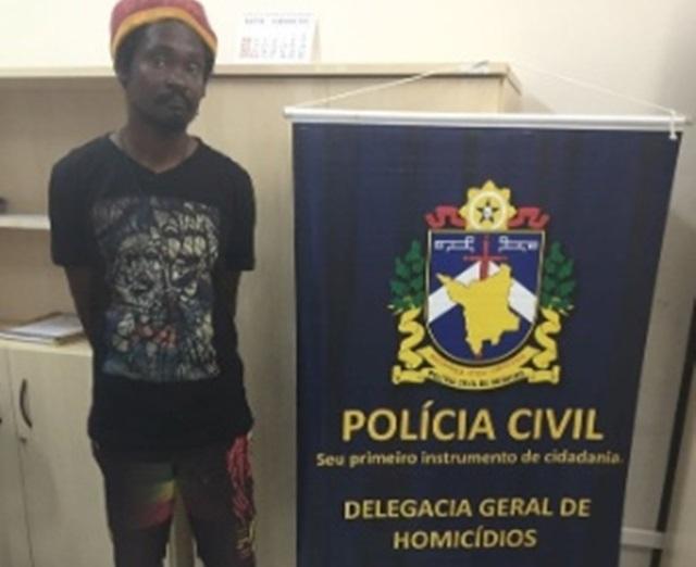 """Gordon Fowler, de 42 años, alias """"Jamaica"""", fue detenido por la policía civil el sábado en la noche"""