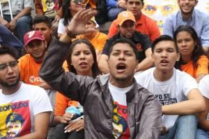 A cuatro años de la detención de Leopoldo López, venezolanos exigen su liberación (fotos)