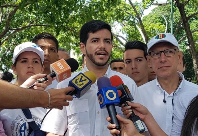 Jesús Yánez, rechazó a las recientes declaraciones del Fiscal General nombrado por la Constituyente, Tarek William Saab