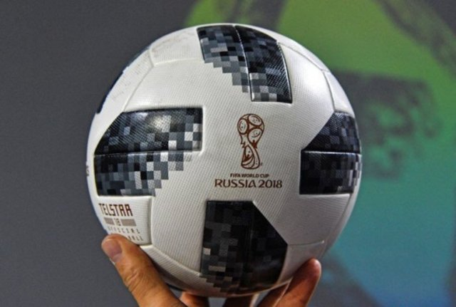 El balón del Mundial de Rusia 2018 | AFP