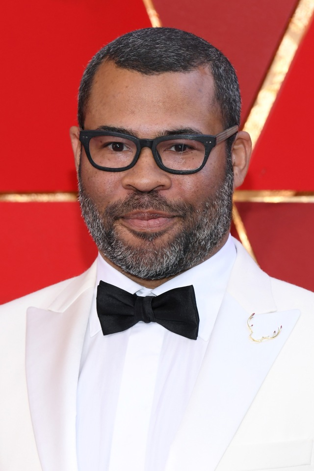 HOLLYWOOD, CA - MARCH 04: Jordan Peele attends the 90th Annual Academy Awards at Hollywood & Highland Center on March 4, 2018 in Hollywood, California. Kevork Djansezian/Getty Images/AFP