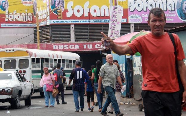 El transporte público en el municipio Maracaibo está trabajando a media maquina / Foto Archvio