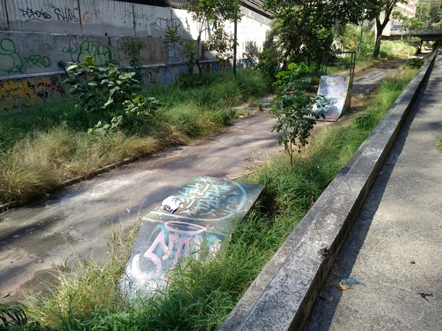 El Paseo Anauco está tomando por el hampa