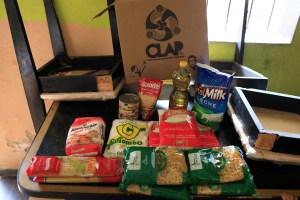 #EscombrosDeMaduro Denuncian que la caja Clap ahora es más cara y trae menos productos (Fotos)