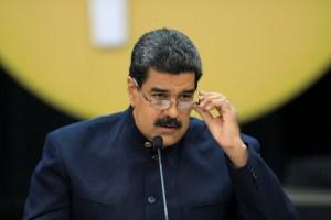 Maduro usurpa identidad y la majestad presidencial