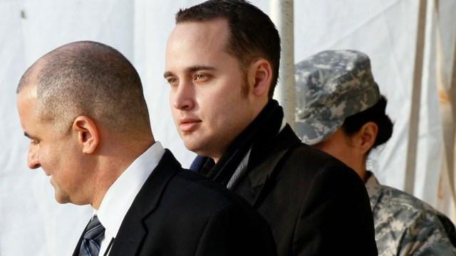 Adrian Lamo, informante de WikiLeacks // Foto vía Internet