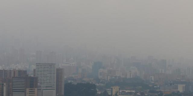 La secretaría de Medio Ambiente informó que las próximas dos semanas serán las más graves del año en cuanto a calidad del aire (Foto: Jaiver Nieto / EL TIEMPO)