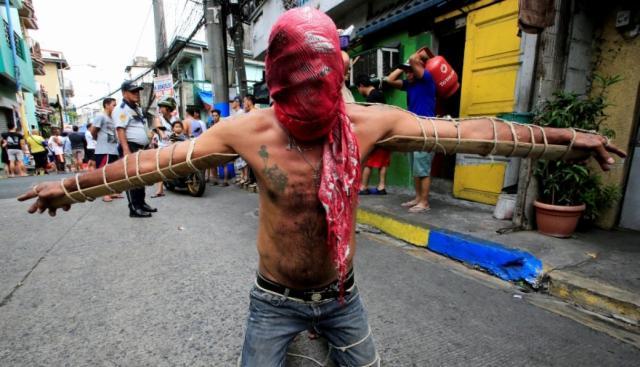 Foto: Reuters/Romeo Ranoco