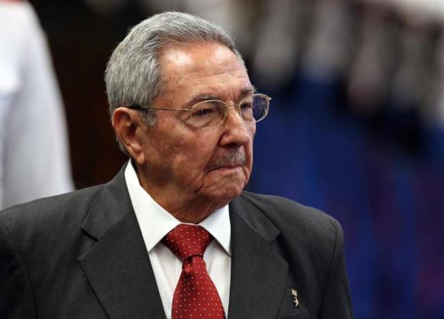 El presidente de Cuba Raúl Castro. EFE