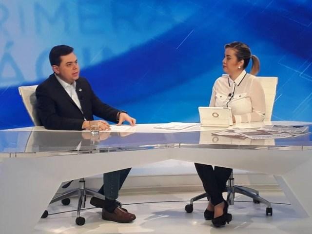 Antonio Ecarri, presidente de Alianza del Lápiz // Foto Prensa