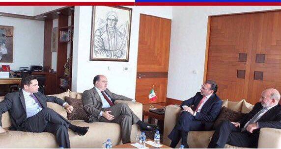 El coordinador nacional de Voluntad Popular, Carlos Vecchio, se encuentra realizando junto al Diputado Julio Borges una gira por Latinoamérica (Foto: Nota de prensa)