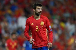 Gerard Piqué: El momento más feliz de mi vida fue ganar el Mundial con España