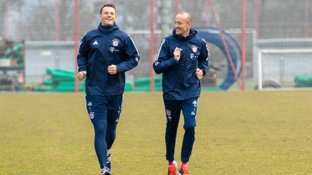 Manuel Neuer, portero del Bayern de Múnich y la Selección de Alemania | Foto captura de las redes sociales