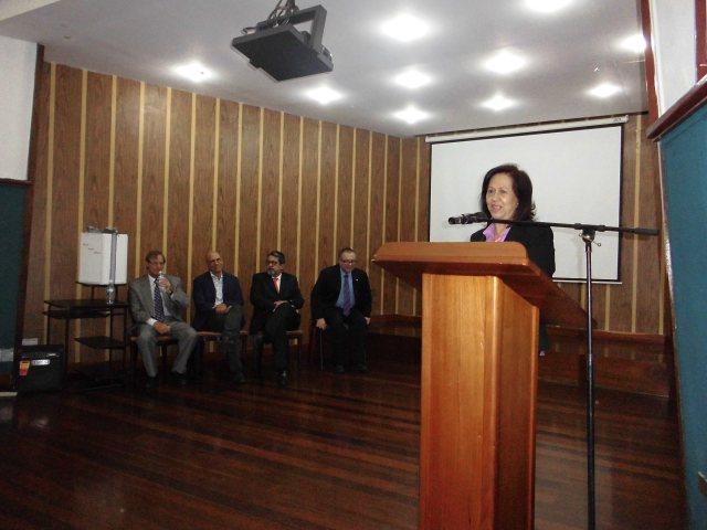 Foto: Haydée Salas, nueva presidenta de la Cámara de Caracas / Prensa
