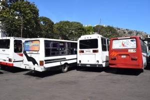 Transportistas de Vargas recurren al aceite quemado