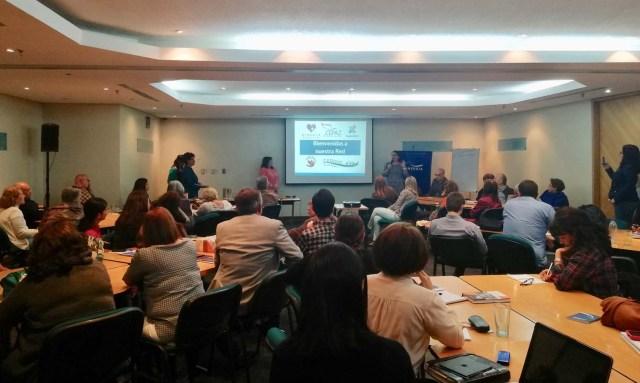 Van Berkel agregó que la red está fortaleciendo el tejido social y el encuentro de las expresiones propias de la sociedad venezolana para construir un país distinto (Foto: Nota de prensa)