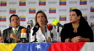 Lilia Camejo rechaza destitución por decreto de militares: Es intromisión del Ejecutivo en asuntos de jurisdicción militar