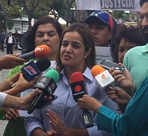 Karin Salanova: Los venezolanos tenemos que alzar la voz para ser libres