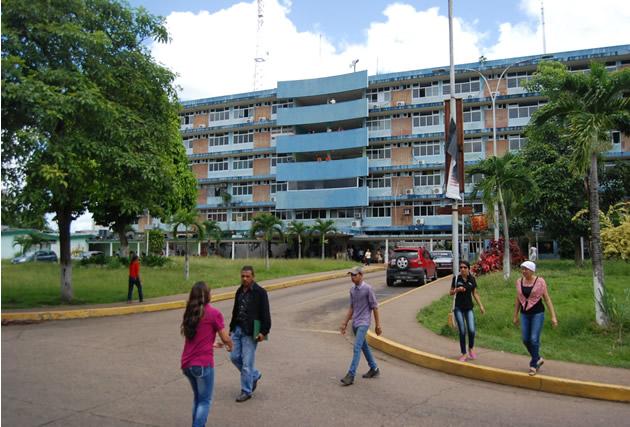 Hospital Universitario Dr. Manuel Núñez Tovar de Maturín, estado Monagas | FOTO: La Verdad de Monagas